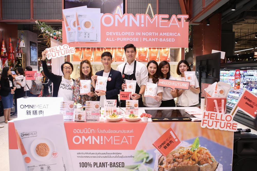 OmniMeat Exclusive Retail Launch in Thailand!